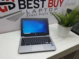 Lowest price Laptop HP Chrome Book Celeron 140gb SSD 4GB Ram Laptop