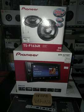 Pahe Pioneer Bluetooth AVH G 215 BT Plus Speaker by Steve Variasi Olx