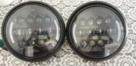 LED lights for bullet bikes and Mahindra Thar Jeep