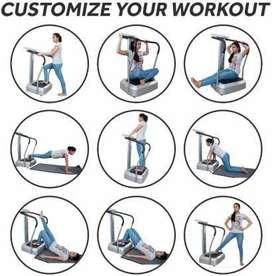 Vibra slimzz massager standing vibration platform for full body fitnes