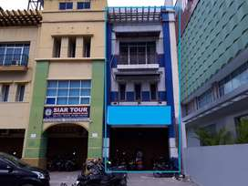 Ruko Dijual jalan Tuanku Tambosai Tangkerang Barat Pekanbaru