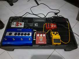 Efek gitar line 6 MM4 modulation