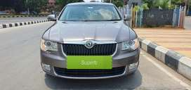 Skoda Superb L&K 2.0 TDI AT, 2013, Diesel