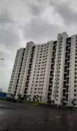 This is 1 bhk flat available for sale in the Casa Rio.