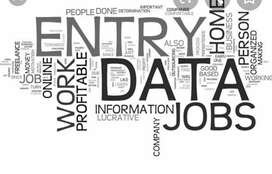 Data entry jobs all over india