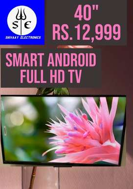 Get the best deal in andriod smart led tvs