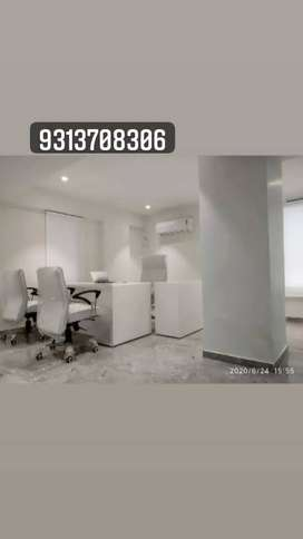 Fully furnished office in ambawadi