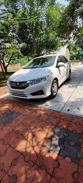 Honda City 2014 Petrol Well Maintained