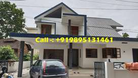 4 BHK Brand New Luxury House - Mele Chova - Kannur Town - 1.30 Cr