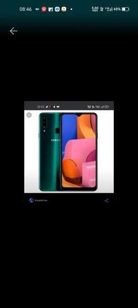 Samsung a20s 6/128 gb