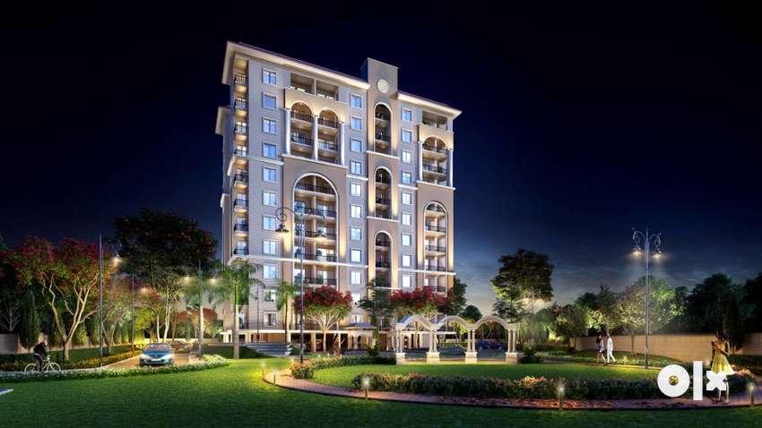 2 BHK Residential Flat near Radisson Hotel Zirakpur 0