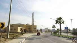 R block 21 street Plot For Sale In 	Wah Cantt New City ll