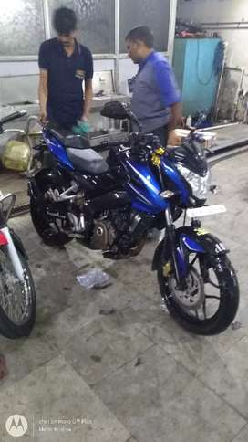 Pulsar 200 NS in mint condition