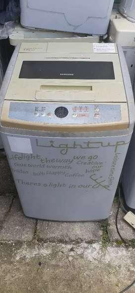 Bismillah, dijual mesin cuci samsung 6.5kg. Normal jaya siap pakiai