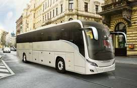 0% profit only one Week Happy New Year Daewoo bus On Easy installment