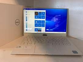 Dell xps 13 9370 i7 8550 16gb 256gb layar 4k touchcrenn mantull