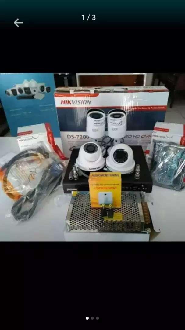 Kamera cctv termurah paket lengkap free pasang 0