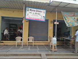 shop room for rent in housing board colony, near ramayalam arch,