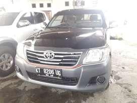 Toyota Hilux PU 2.4 cc Manual 4x2 tahun 2015