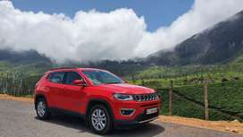 Jeep Compass 2019 Diesel  only 20000 Km Driven