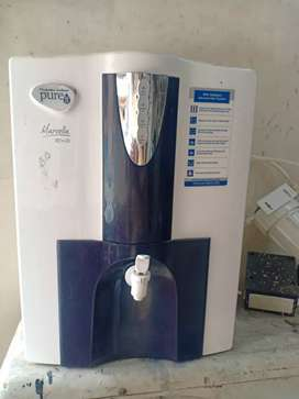 water purifier in woriking condition