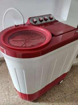 Whirlpool semi automatic washing machine for sale