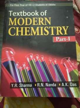 Text Book of Modern Chemistry (Y.R SHARMA, R.N NANDA, A.K. DAS)