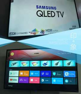 HURRY UP 55 INCH SMART LED TV 2020 LED TV WIFI SUPPORT