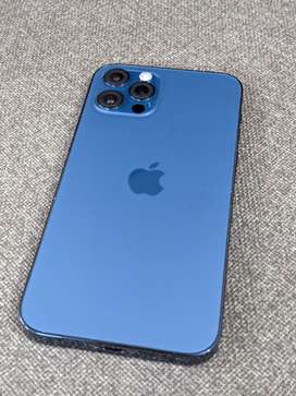 IPhone 12pro   256GB   Pacific Blue   9 months and still new