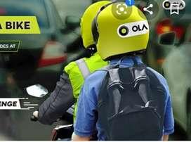Ola bikes free attachment