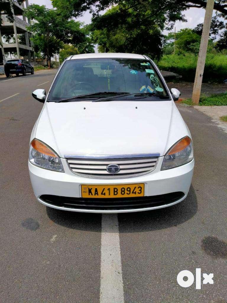Tata Indica V2 LX, 2016, Diesel