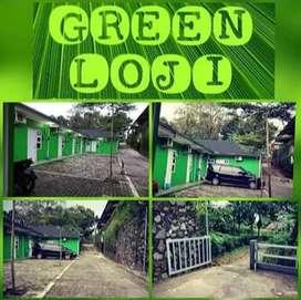 Kost eksklusif dan kontrakan Green Loji Residence