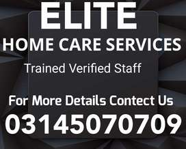 ELITE) Provide Driver, Maid, Couple, Patient Care, Cook Avalibale