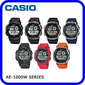 Jam Tangan Pria Casio AE-1000W Series
