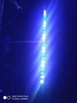 lampu aquarium putih biru, 40cm