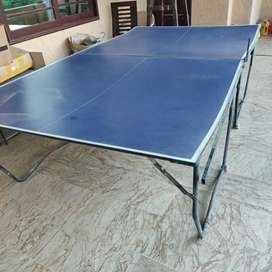 Table Tennis Used Table