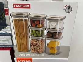 Jual glass container