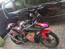 Kawasaki ninja 2015se