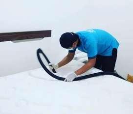 Jasa Cleaning / bersih bersih kasur
