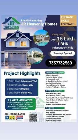 Get ur dream villa @ low prices