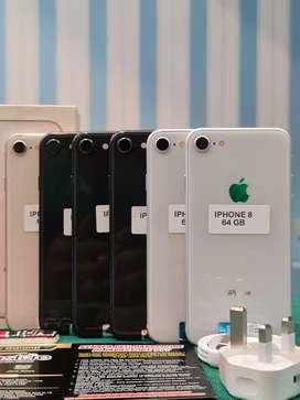 """Iphone 8 64GB mulus"""" harga murah banget original"""