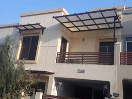 fiber glass rafter shades design
