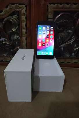 Iphone 6 plus 64gb GREY  ex INTER mulus mantap
