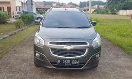 Chevrolet spin Ltz 2013 matic / orisinil