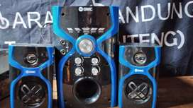 Speaker GMC Bluetooth