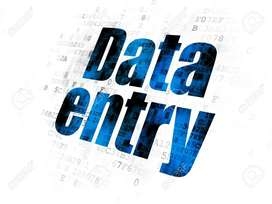 Requirement For Data entry & Back office - Limited Vacancy Available