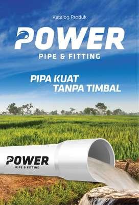 Sedia Pipa PVC (Partai Besar)