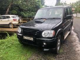 Mahindra Scorpio VLX 2WD Airbag BS-IV, 2009, Diesel