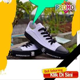Sepatu Converse_ terlaris made in vietnam COD