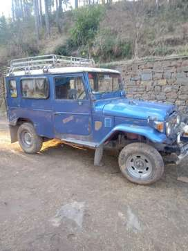Toyota jeep log chices